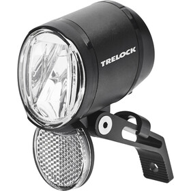 Trelock LS 910 Prio 50 E-bike Koplamp 6-12V, black/silver